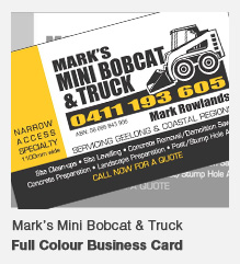 Geelong business cards designs design your business cards today business card gallery reheart Images